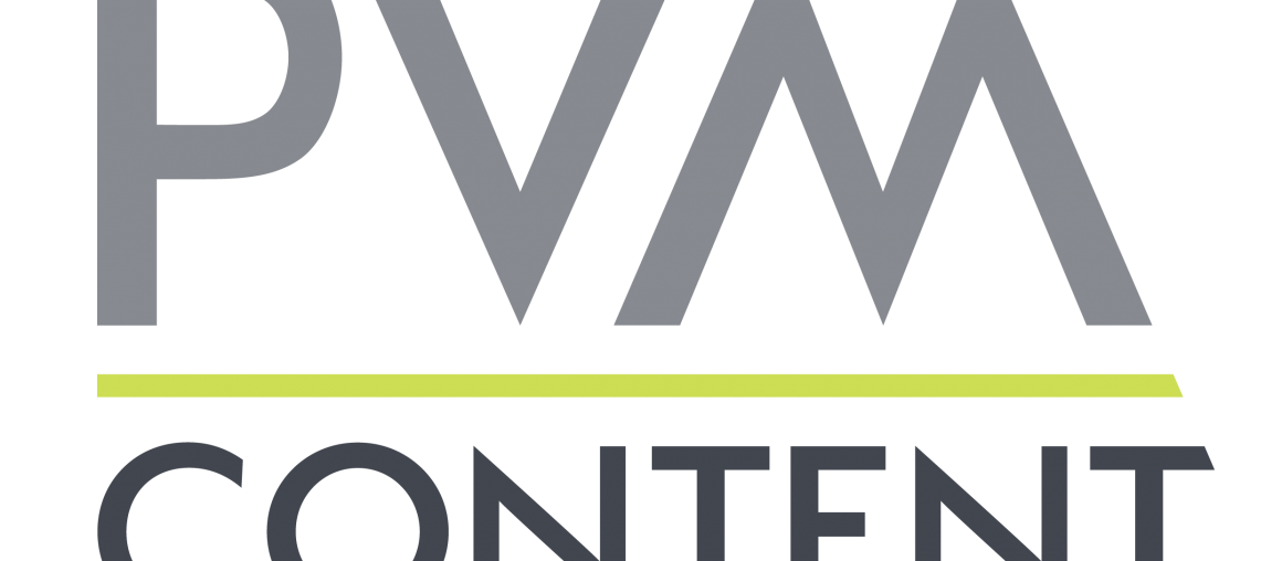 PVM Content's new site goes live