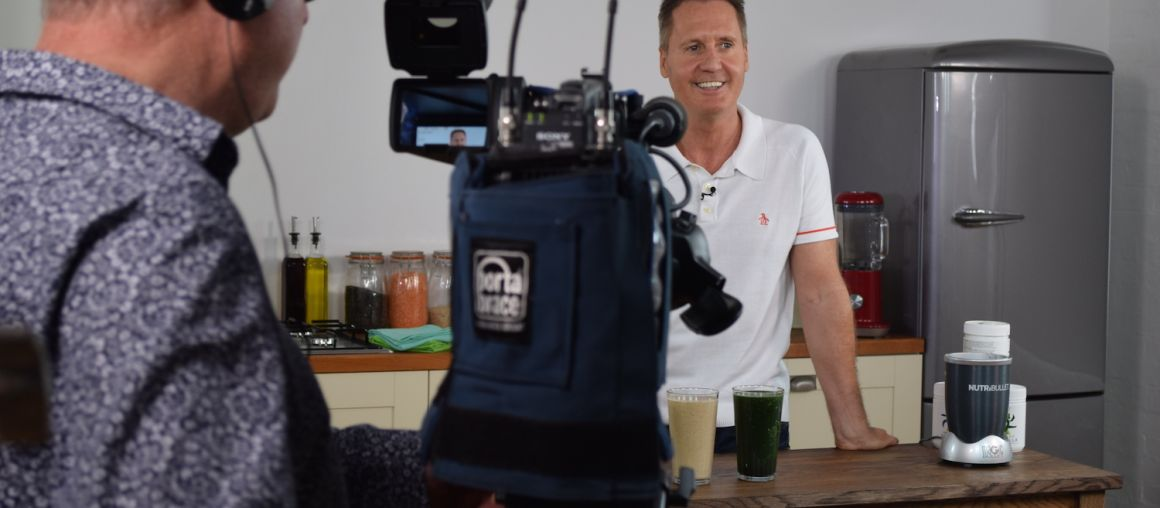 Superfood Smoothies videos with Rick Hay